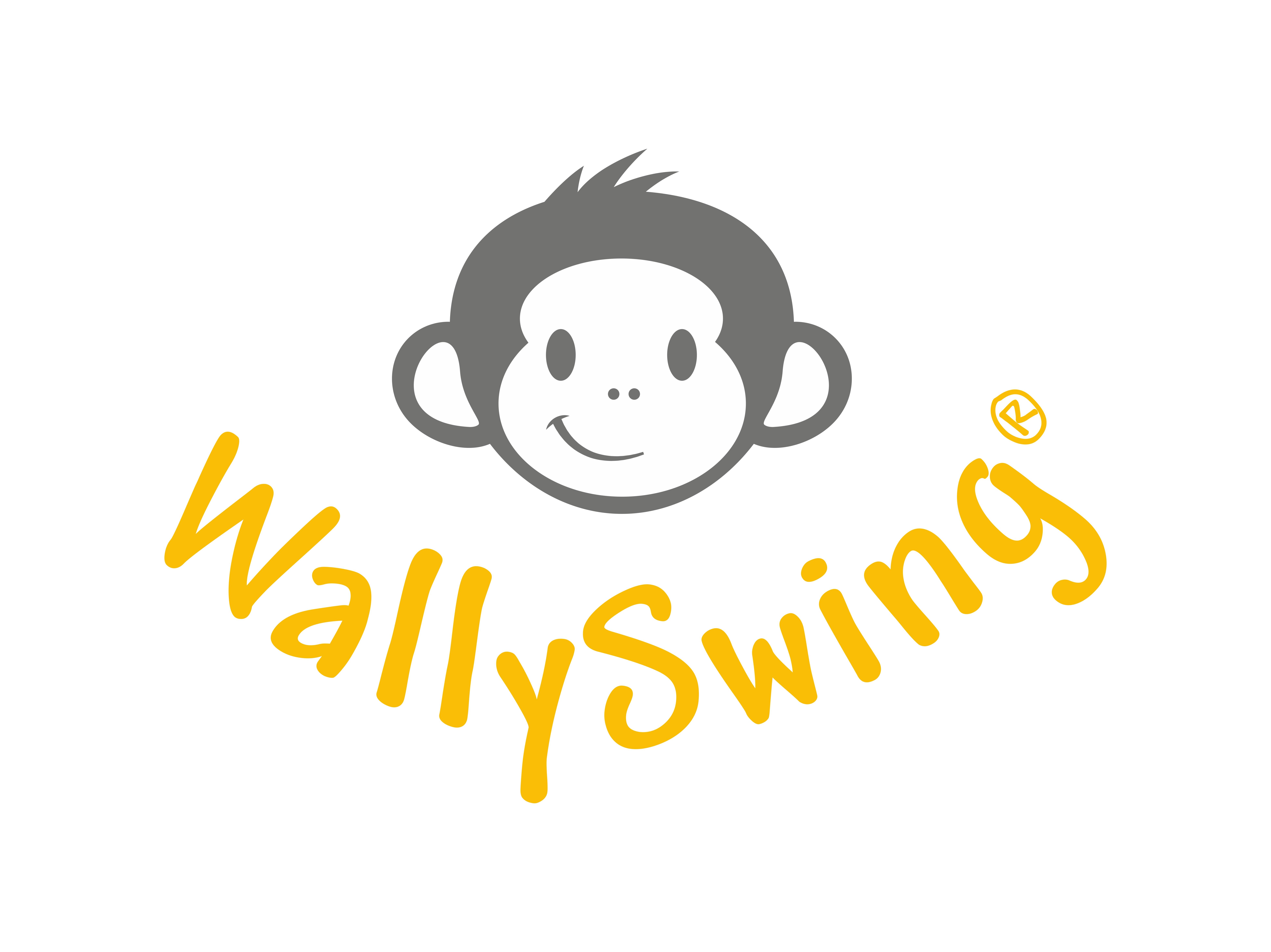 Logo WallySwing® muurschommel